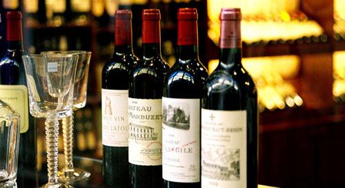 Rượu vang Bordeaux nổi tiếng thế giới