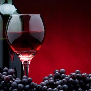 Rượu vang đỏ làm giảm béo nhanh chóng