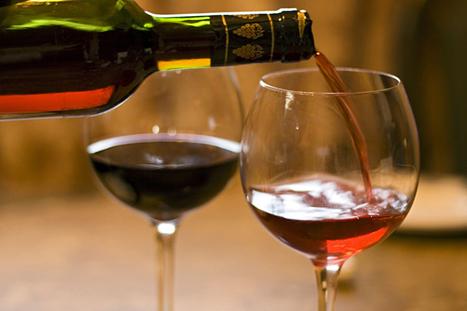Uống rượu vang đúng cách