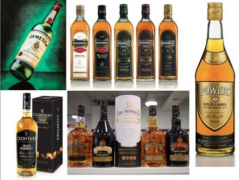 Rượu whisky Ailen ngon nhất thế giới và sự thật bạn chưa biết