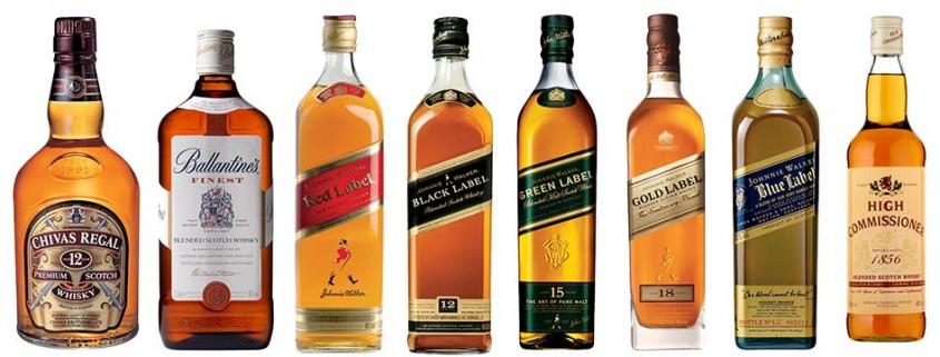 Rượu whisky và các loại rượu whisky trên thế giới