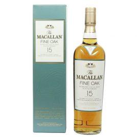Rượu Macallan 15