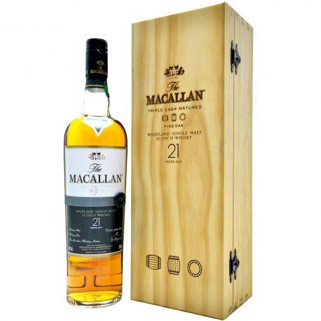 Rượu Macallan 21