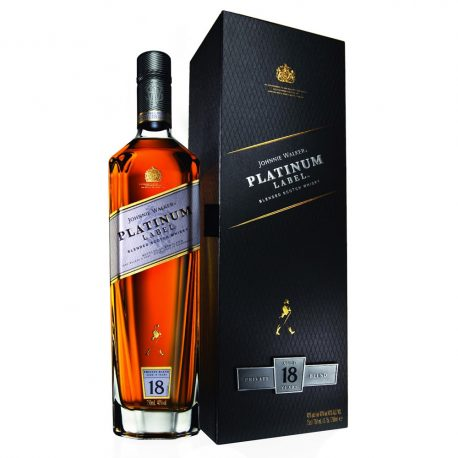 Rượu Johnnie Walker Platinum Label