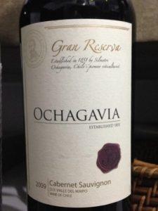 Rượu vang chile Ochagavia Gran Reserva