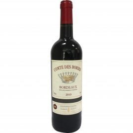 Rượu vang pháp Comte des Bories