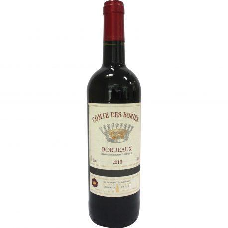 rượu vang pháp comt des borie