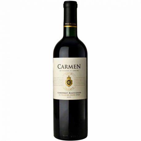 rượu vang chile Carmen Gold Reserve