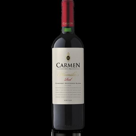 rượu vang chile Carmen winemakers Cabernet Sauvignon Blend