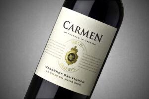 Rượu vang chile Carmen Gold Reserve Cabernet Sauvignon