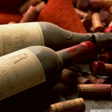 Rượu vang pháp và các thông tin khác