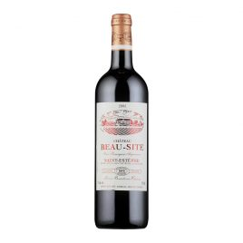Rượu vang pháp Chateau Beau Site