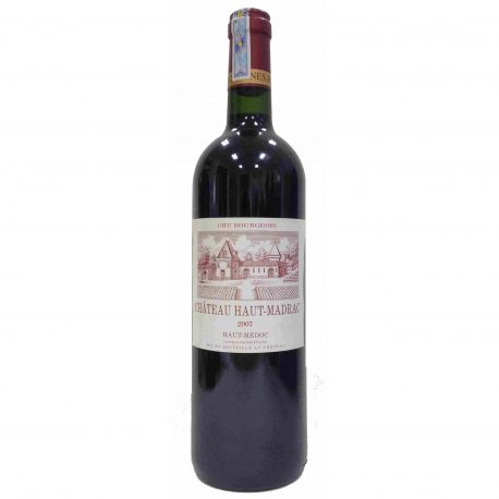 rượu vang pháp Chateau Haut Madrac