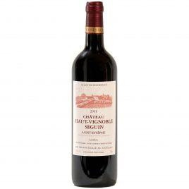 Rượu vang pháp Chateau Haut Vignoble Seguin