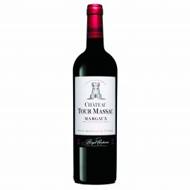 Rượu vang pháp Chateau Tour Massac