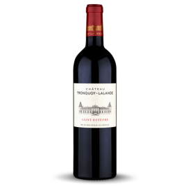 Rượu vang pháp Chateau Tronquoy Lalande