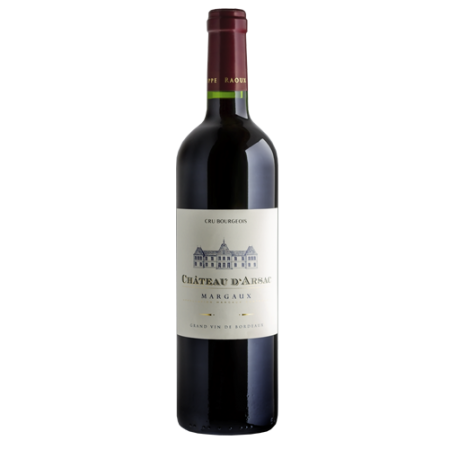 rượu vang phap Chateau d'Arsac