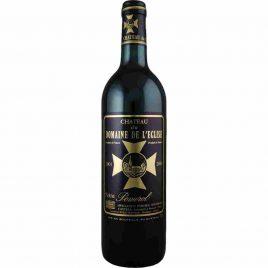 Rượu vang pháp Chateau du Domaine de l'Eglise