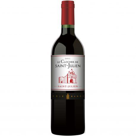 rượu vang phap Le Clocher de Saint Julien