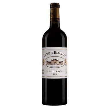 rượu vang pháp Les Lions de Batailley