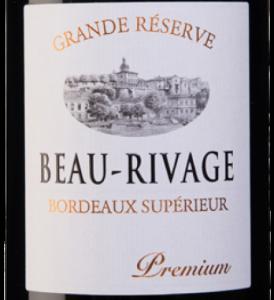 Rượu vang pháp Beau Rivage Premium