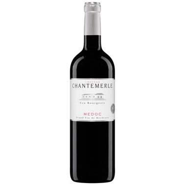 rượu vang pháp Chateau Chantemerle