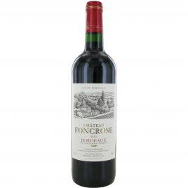 Rượu vang pháp Chateau Foncrose