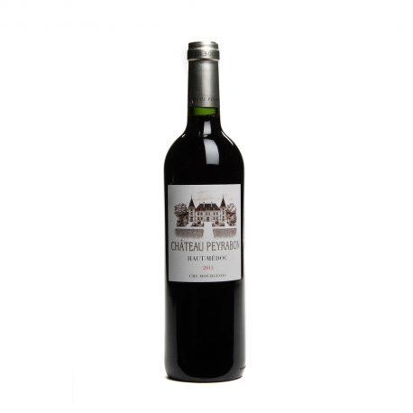 rượu vang pháp Chateau Peyrabon