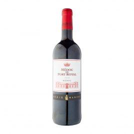 Rượu vang pháp Medoc de Port Royal